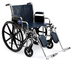 Extra Wide/Heavy Duty Wheelchairs