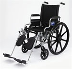 K4 Basic Lightweight Wheelchair, 16