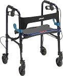 Clever Lite Rollator Walker With 5