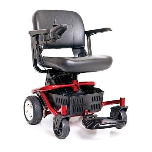 LiteRider PTC Portable Power Chair