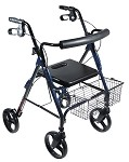 DLite Rollator Walker with 8