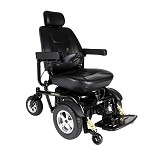Trident HD Front Wheel Drive Heavy Duty Power Chair