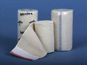 "Matrix Elastic Bandages, 4""x10yd (Case of 20)"