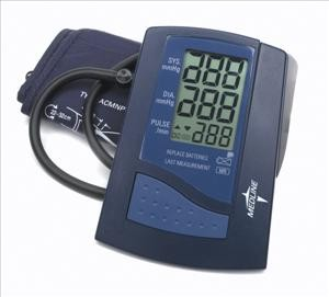 Large Cuff Automatic Digital Blood Pressure Monitor