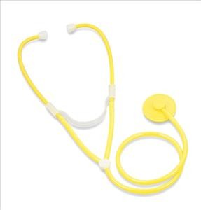 Disposable Stethoscope (yellow)