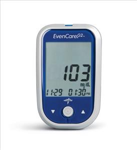 EvenCare G2# Blood Glucose Monitoring System with Voice Guidance
