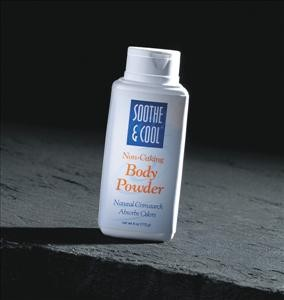Soothe and Cool Cornstarch Body Powder, 14oz (Case of 12)