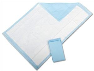 Protection Plus Disposable Underpads, 23x36