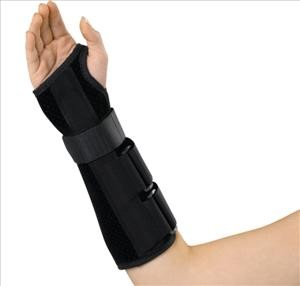 Deluxe Wrist and Forearm Splint, Right