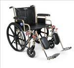 Antimicrobial Protected Heavy Duty Wheelchair