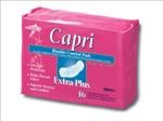 Capri Bladder Control Pads Plus, 3